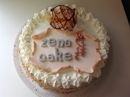 23 Zena Cake finita