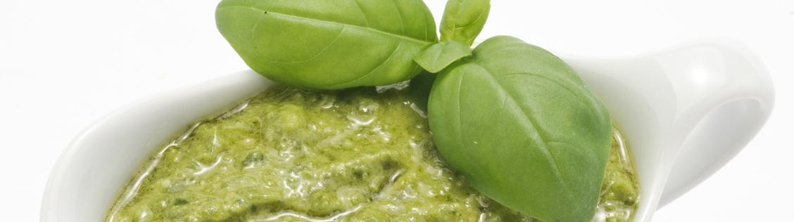 Pesto congelato per poterlo conservare ed avere pronto all'uso. Non storcete il naso perchè si può.